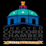 Seal of the Concord New Hampshire Chamber of Commerce