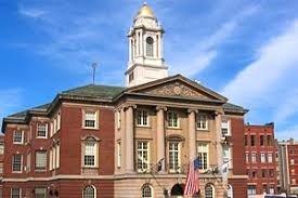 Historic Building in Cambridge Massachusetts