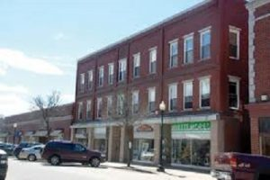 Downtown Laconia New Hampshire