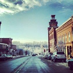 Downtown Pembroke New Hampshire