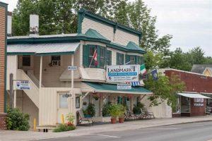 Main Street Woodstock New Hampshire